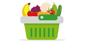 CBL, infographic, gezonde voeding, supermarkt, foodservicebranche